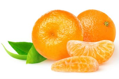 Pure Essential Oil of Mandarin