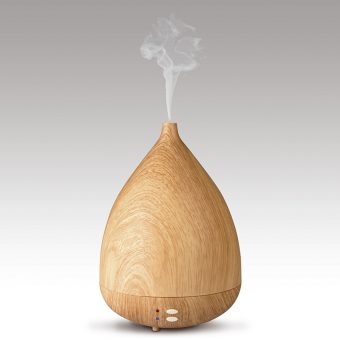Pure Essential Oil Diffuser Light Woodgrain Colour